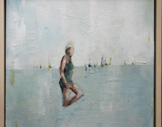 Lisa Golightly, Wading In, 2013