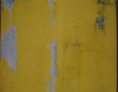Judith Kunda, Yellow, 1985