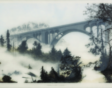 Brooks Salzwedel, The Pass, 2013