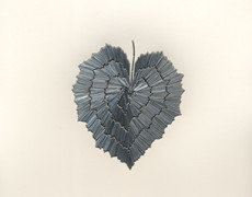 Alison Foshee, Heart-Shaped 4, 2015