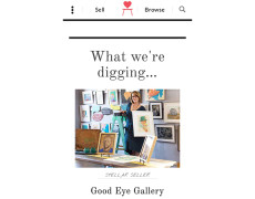 Charish + Good Eye Gallery