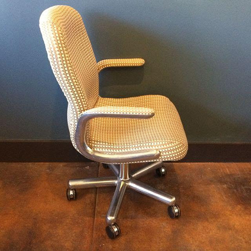 Mid century office chair good eye gallery for Super comfy office chair