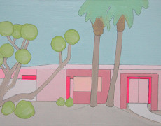 Laura Hope Mason, All Pink, 2015
