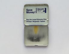 Brooks Salzwedel, Save Money Tin, 2015