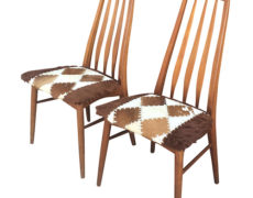 Koefoeds Hornslet Dining Chairs – A Pair