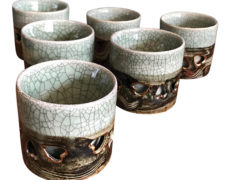 Otagari Tea Cup Set – Set of 6